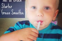 Meal Ideas for the Little Guy / by Paige Williams