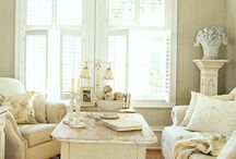 Living Room & Entryway / by Alicia M