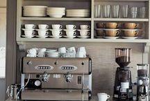 Kitchen Spaces / by Stacie Standifer