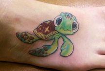 Tattoo's / by Jennifer Koger