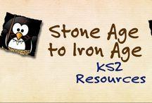 Stone Age Resources KS2 / Stone Age to Iron Age Resources KS2 / by Stone Age Resources