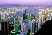 Hong Kong  / by Annamarie Lucas