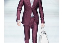 MEN'S STYLE / Effortlessly chic...that is how a man should dress / by Destination Luxury