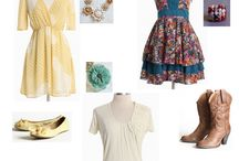 What-to-Wear / by Traci Yates