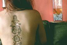 Inked / by eShakti.com