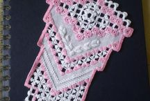 Hardanger embroidery / by angie miller