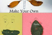 Kids crafts / by Carol Nabakowski