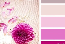 """""""Artist Palette Colors"""" / When I need color, creativity and design inspiration...  / by merle fendig"""