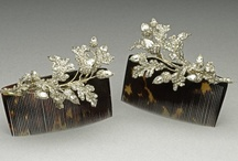 Hair Ornaments - Decorative Combs / by Starry Diadem