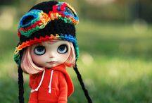 Blythe Dolls / by Christie Dudley