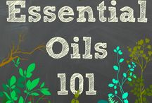 Aromatherapy / Essential oils and lovely scents!  / by Sarah Forster