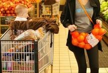 Jessica Alba Grocery shopping / by Jessica Alba