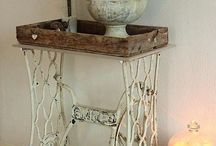 Shabby chic decor / by Mary Farmer