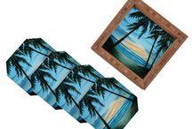 Coaster Sets / by Rosie Brown