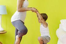 children and yoga / by Eden Brierly