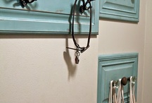 old cabinets / by Terri Underhill