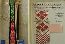 Inkle and card weaving / by Laima Sellmer