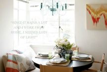 PROJECT // new apartment inspiration / by Caitlin Brown Interiors