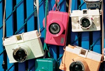 Cameras / Different type of cameras / by Dacia Williams