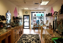 A Look Inside the Shop / by Donna