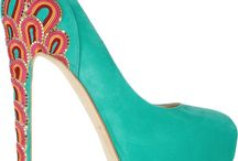 Shoes / by Betsy Reckord