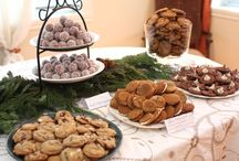 Parties-Cookie Exchange Party Ideas & recipes / Cookies & Cookie Exchange Party Ideas / by Patti Kluth