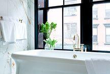 Bathrooms / by Kristin Croissant