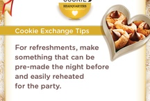 HERSHEY'S Cookie Headquarters Cookie Exchange Tips  / For Cookie Exchanges, we have you covered with baking tips and recipes at HERSHEY'S Cookie Headquarters: http://hrshys.us/Tc8EpQ / by HERSHEY'S Chocolate