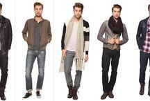 Fashion - Men / by Leesha