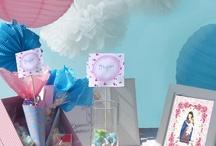 PRIMERA COMUNION / Nuestros diseños y decoraciones para este momento tan especial en la vida de nuestros hijos / by MARIETINA Diseño E Ilustraciones