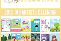 Mygrafico Free Downloads / by Mygrafico Digitals
