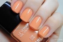 nails / by Wilhelmina Yerger