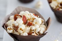 Everybody's Favorite Movie Snack: Popcorn Recipes / Whether you're raditional or unique, there's a popcorn recipe in here for you / by MoviePass
