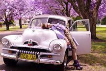 Vintage Cars / by Roselyn Tubman