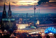 Visit - Germany / by Katherine