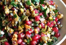 Salad ~ of many colors. / by Necia Shelton
