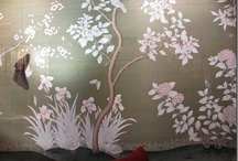 Wallcoverings / by Angela Ridge