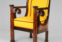 Chairs and Chaises / by Beth Hoffman