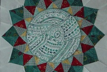 Quilts - Embroidered / Embellished / by Taarna T