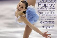 figure skating / by Lauren Wright