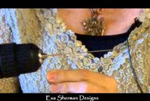 Jewelry Tutorials / by Zsuzsa Klush