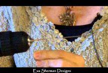 Jewelry Tutorials / by Zsuzsa Klush