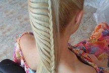 hair / by Elizabeth Barajas