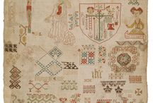 embroidery - historical / by Faith Rudd Trimmer