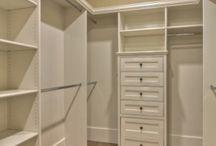 Designing my new closet / Dream closet / by Tracy Nunan