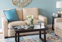 Living Rooms / by Julie Schenher