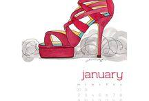 Calendar / by Hjmmbsz