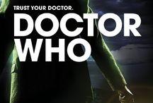 The Doctor  / by Dorian Elliott