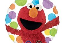 Sesame Street Party Ideas / Television shows come and go, but Sesame Street has remained a staple in children's television for over 40 years. Big Bird, Elmo and the Cookie Monster still make for great party guests, so start planning a Sesame Street party for your child! / by PartyCheap.com
