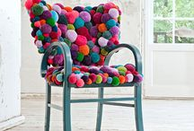 fun furniture / by Vada Wetzel